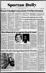 Spartan Daily, February 13, 1975 by San Jose State University, School of Journalism and Mass Communications