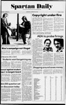Spartan Daily, February 26, 1975 by San Jose State University, School of Journalism and Mass Communications