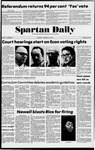Spartan Daily, February 27, 1975 by San Jose State University, School of Journalism and Mass Communications
