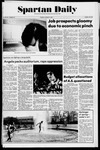 Spartan Daily, March 4, 1975 by San Jose State University, School of Journalism and Mass Communications