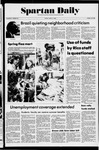 Spartan Daily, April 11, 1975 by San Jose State University, School of Journalism and Mass Communications