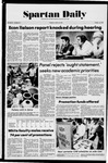 Spartan Daily, April 29, 1975 by San Jose State University, School of Journalism and Mass Communications