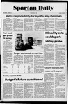 Spartan Daily, May 9, 1975 by San Jose State University, School of Journalism and Mass Communications