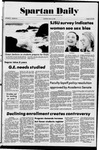Spartan Daily, May 15, 1975 by San Jose State University, School of Journalism and Mass Communications