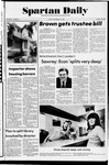 Spartan Daily, September 12, 1975 by San Jose State University, School of Journalism and Mass Communications