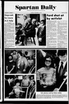 Spartan Daily, September 23, 1975 by San Jose State University, School of Journalism and Mass Communications