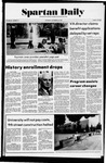 Spartan Daily, September 25, 1975 by San Jose State University, School of Journalism and Mass Communications