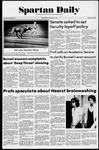 Spartan Daily, October 1, 1975 by San Jose State University, School of Journalism and Mass Communications