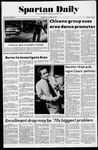 Spartan Daily, October 15, 1975 by San Jose State University, School of Journalism and Mass Communications