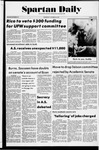 Spartan Daily, October 29, 1975 by San Jose State University, School of Journalism and Mass Communications