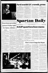 Spartan Daily, November 4, 1975 by San Jose State University, School of Journalism and Mass Communications