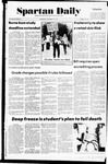 Spartan Daily, November 12, 1975 by San Jose State University, School of Journalism and Mass Communications