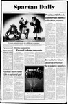 Spartan Daily, November 19, 1975 by San Jose State University, School of Journalism and Mass Communications