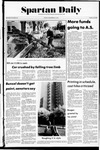Spartan Daily, November 21, 1975 by San Jose State University, School of Journalism and Mass Communications