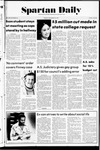 Spartan Daily, November 25, 1975 by San Jose State University, School of Journalism and Mass Communications