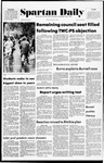 Spartan Daily, February 6, 1976 by San Jose State University, School of Journalism and Mass Communications