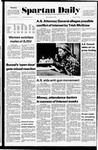 Spartan Daily, March 12, 1976 by San Jose State University, School of Journalism and Mass Communications