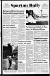 Spartan Daily, March 16, 1976 by San Jose State University, School of Journalism and Mass Communications