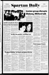 Spartan Daily, March 18, 1976