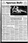 Spartan Daily, March 24, 1976 by San Jose State University, School of Journalism and Mass Communications