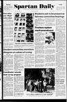 Spartan Daily, March 26, 1976 by San Jose State University, School of Journalism and Mass Communications