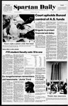 Spartan Daily, March 31, 1976 by San Jose State University, School of Journalism and Mass Communications