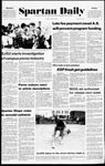 Spartan Daily, April 8, 1976 by San Jose State University, School of Journalism and Mass Communications