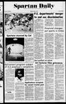 Spartan Daily, October 4, 1976