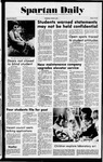 Spartan Daily, October 6, 1976 by San Jose State University, School of Journalism and Mass Communications