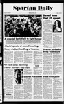 Spartan Daily, October 7, 1976 by San Jose State University, School of Journalism and Mass Communications