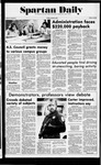 Spartan Daily, October 8, 1976 by San Jose State University, School of Journalism and Mass Communications