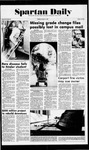 Spartan Daily, October 11, 1976 by San Jose State University, School of Journalism and Mass Communications