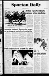 Spartan Daily, October 21, 1976 by San Jose State University, School of Journalism and Mass Communications