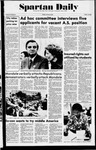 Spartan Daily, October 22, 1976 by San Jose State University, School of Journalism and Mass Communications