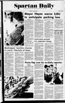 Spartan Daily, October 25, 1976 by San Jose State University, School of Journalism and Mass Communications