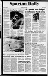 Spartan Daily, October 26, 1976 by San Jose State University, School of Journalism and Mass Communications