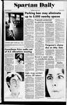 Spartan Daily, October 27, 1976