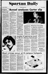 Spartan Daily, October 28, 1976 by San Jose State University, School of Journalism and Mass Communications