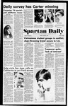 Spartan Daily, November 1, 1976 by San Jose State University, School of Journalism and Mass Communications