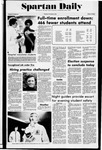 Spartan Daily, November 2, 1976 by San Jose State University, School of Journalism and Mass Communications