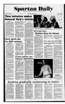 Spartan Daily, November 4, 1976 by San Jose State University, School of Journalism and Mass Communications
