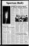 Spartan Daily, November 5, 1976 by San Jose State University, School of Journalism and Mass Communications