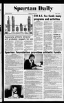 Spartan Daily, November 9, 1976 by San Jose State University, School of Journalism and Mass Communications