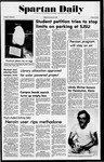 Spartan Daily, November 15, 1976 by San Jose State University, School of Journalism and Mass Communications