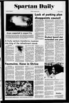 Spartan Daily, November 16, 1976 by San Jose State University, School of Journalism and Mass Communications