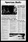 Spartan Daily, November 17, 1976 by San Jose State University, School of Journalism and Mass Communications