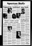 Spartan Daily, November 18, 1976