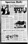 Spartan Daily, November 19, 1976 by San Jose State University, School of Journalism and Mass Communications