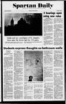 Spartan Daily, November 22, 1976