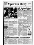 Spartan Daily, November 9, 1970 by San Jose State University, School of Journalism and Mass Communications